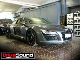 Audi R8 Upgrades - audi r8 audio upgrade