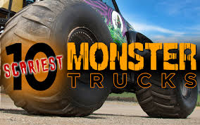 monster jam rc truck bodies 10 scariest monster trucks motor trend