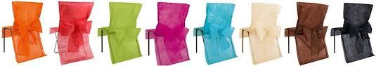 housse chaise jetable housse de chaise papier design à la maison