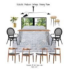 Cottage Dining Room Furniture Am Dolce Vita Cottage Life Dining Room Design