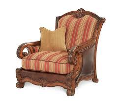Leather Club Armchair Leather Club Chair Tuscano By Aico Aico Living Room Furniture