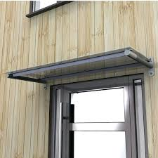 Door Awnings Aluminum Stylized Front Door Awnings Entry Door Awnings Metal Entry Door