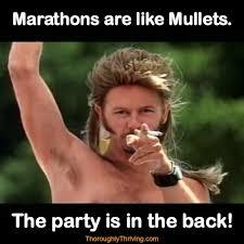 Running Marathon Meme - portland marathon race tourist thoroughly thriving