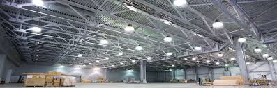 led lighting commercial building search warehouse