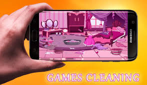 cleaning house princess games android apps on google play