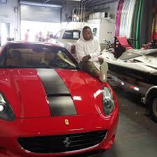 Ferrari California Navy Blue - celebrity solewatch 1 2 16 sole collector