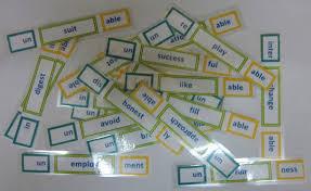 nyla u0027s crafty teaching prefix root word suffix matching