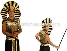 Egyptian Pharaoh Halloween Costume Egypt Pharaoh Egyptian Prince Cosplay Costumes Men Masquerade