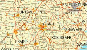 usa map gps usa canada printable vector counrty road map gps correct