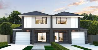 dual occupancy home designs australia home design