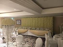 artificial silk flower wall flower wall hire for weddings and