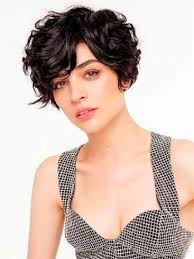 2017 curly perms for short hair short hairstyles regarding perms