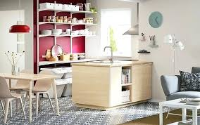 centre de cuisine cuisine scandinave ikea ilot central cuisine table ikea design