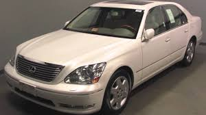 vip lexus ls430 interior 2004 lexus ls 430 custom luxury edition in richmond va 16p63