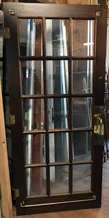 15 light french door all doors portland architectural salvage
