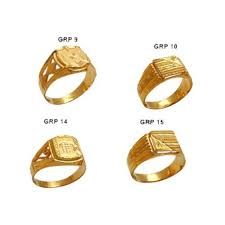 gents ring finger gents gold rings jain manufacturer in karol bagh new