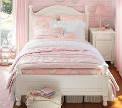 girls iron bed kids room design chic pottery barn kids girls rooms ide mariage