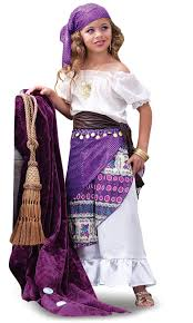 party city halloween costumes 2013 gypsy child costume buycostumes com