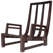 Armchaired Guillerme Et Chambron Solid Oak Armchair