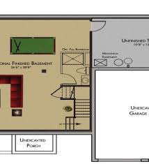 finished basement floor plans finished basement house plans so fanciful 4 bedroom house with