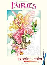 trolls elves fairies dover coloring books sovak