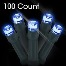 gearit led lights 100 count led solar powered string
