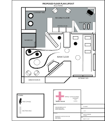 retail clothing store floor plan google search boutique