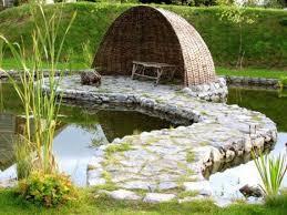 Backyard Fish Ponds by Beautiful Backyard Ponds And Water Garden Ideas