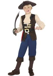 Pirate Halloween Costume Kids Pirate Jack Boy Costume Child Escapade Uk