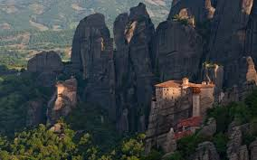 Meteora Greece Map by Suspended In The Air Meteora Monasteries Meteora Thessaly
