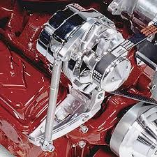 corvette alternator bracket march performance chevy small block water ultra