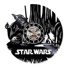 compare prices on star wars wall clock online shopping buy low