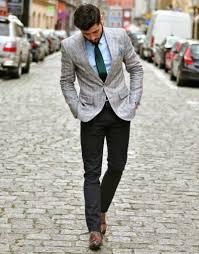 how to wear a grey blazer this season the idle man