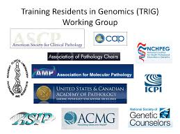 Association Of Pathology Chairs Training Residents In Genomics Trig Working Group Update March