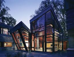 modern glass house design from david jameson architect excerpt