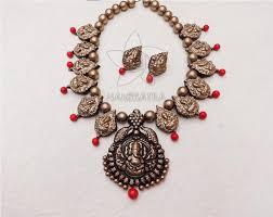 nakshatra terracotta jewellery home
