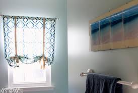 10 diy window treatments quick inexpensive diy window treatments