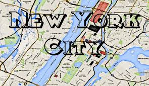 map of nyc new york city map and map