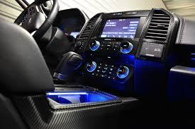 2016 f150 roush truck carbon fiber 3m 1080 custom interior wrap