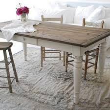 shabby chic kitchen table elegant rachel ashwell shabby chic couture highgate dining table