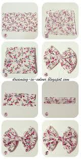 best 25 fabric hair bows ideas on pinterest fabric bows diy