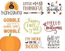 thanksgiving decals school party idea etsy