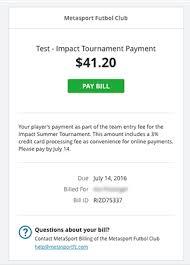 payments metasport fc