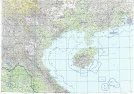 Guangzhou China Map by Download Topographic Map In Area Of Guangzhou Hanoi Nanning