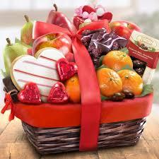 gift fruit baskets treasures fruit basket gift aa4050v a gift inside