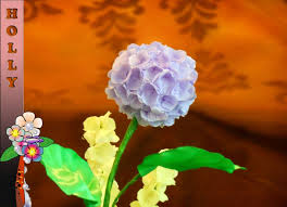 cara membuat bunga iris dari kertas origami how to make tissue paper flowers hydrangea youtube