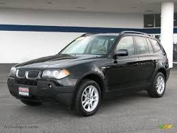 2004 bmw x3 2004 bmw x3 2 5i in jet black b29933 auto jäger german cars