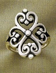 avery adorned hearts ring adorned hearts ring jamesavery blind bling heart