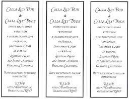 wedding invitation templates for word vertabox com