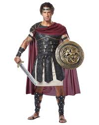 roman gladiator mens costume u2013 spirit halloween geek love